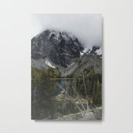 Alpine Lake in Washington Metal Print