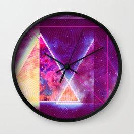 Galaxy IIII Wall Clock