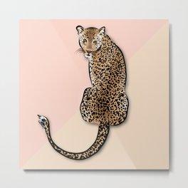 Meow! Metal Print