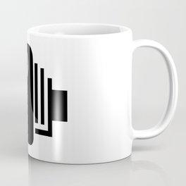 Isolated Speed Camera Coffee Mug
