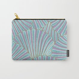 INTO THE DEEP (abstract pattern) Carry-All Pouch