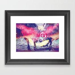 Strenght Framed Art Print