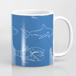 Marine Dwellers Coffee Mug
