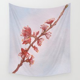 Almond Branch Wall Tapestry