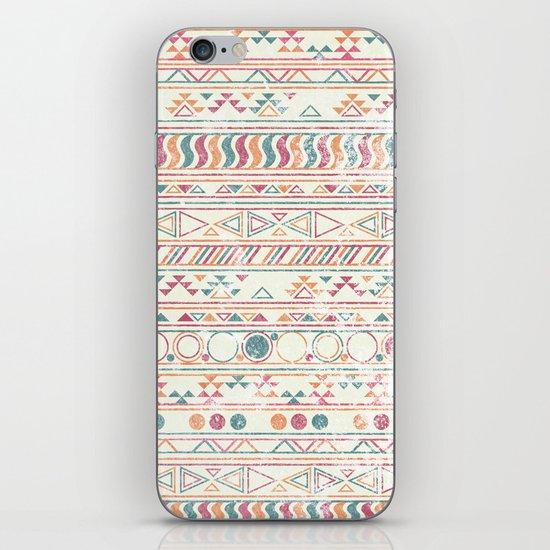 Tribal iPhone & iPod Skin