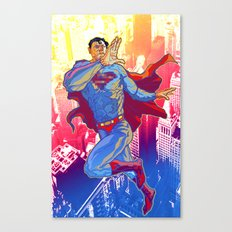 Hometown Hero Canvas Print