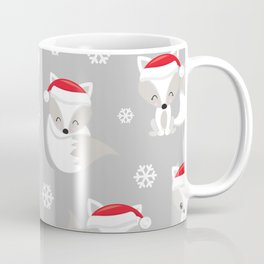 THE SPELL OF THE CHRISTMAS FOXES 2 Coffee Mug