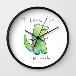 This Much Wall Clock