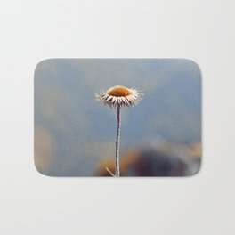Alone at the top of the world Bath Mat