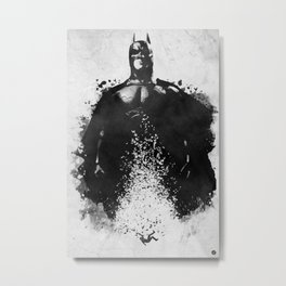 Pain & Birth (TDK Trilogy) Metal Print