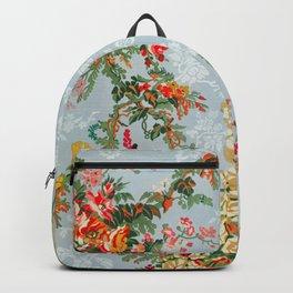 Elegant Summer Flowers Backpack