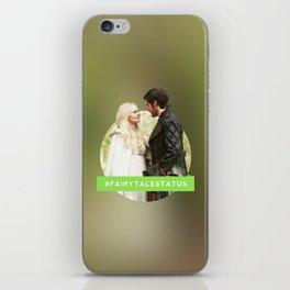 #fairytalestatus iPhone Skin