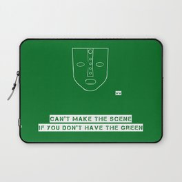 THE MASK Laptop Sleeve