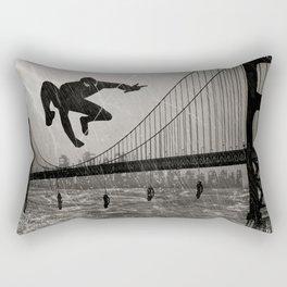 Spider-Man Walk Rectangular Pillow