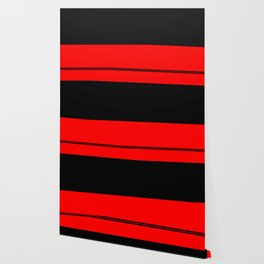Black and red design Wallpaper
