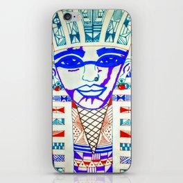 King Tut (Waffle Cone) iPhone Skin
