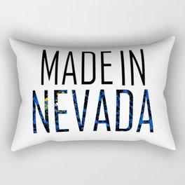 Made In Nevada Rectangular Pillow