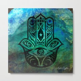 Ancient Guardian Metal Print