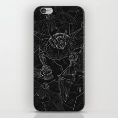 Bat Attack iPhone & iPod Skin