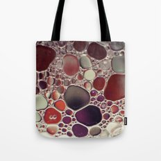 Bubble Abstract Tote Bag