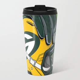 Green Bay football Travel Mug