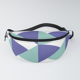 Underwater Colors Fanny Pack