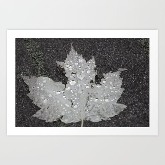 Happy Canada Day Art Print