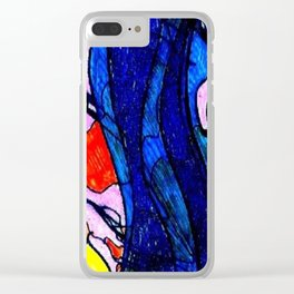 Koifish Sea Dragon Clear iPhone Case