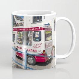Saundersfoot Ice Cream Van  Coffee Mug