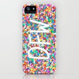 DFW iPhone Case