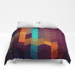 RHOMBUS No4 Comforters