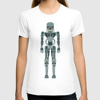 vector T-shirts featuring Terminator Vector by TIERRAdesigner