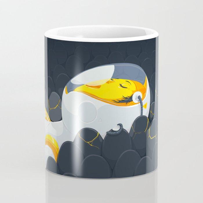 Egg Breath Coffee Mug