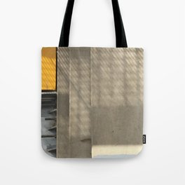 Shafted Tote Bag