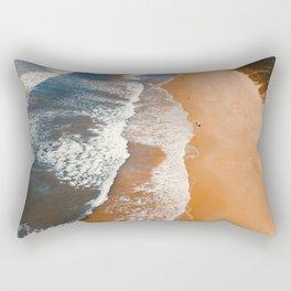 Dee Why Beach Sydney Australia   Aerial Rectangular Pillow