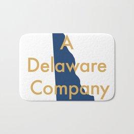 A Delaware Company Bath Mat