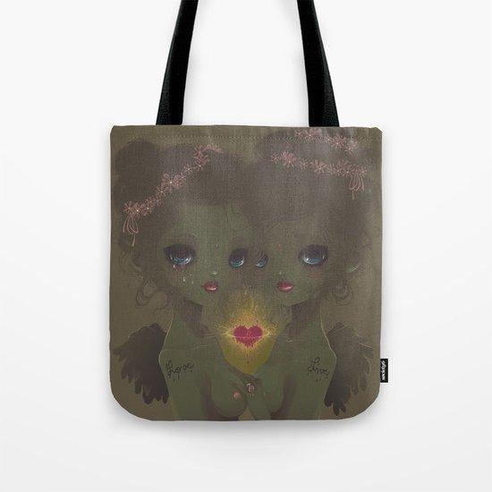 Love & Live Tote Bag
