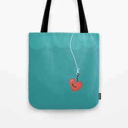 Fishing=Love Tote Bag