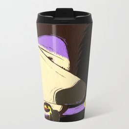 Hedgehog – Ice Cream Metal Travel Mug