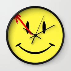 The Comedian Wall Clock
