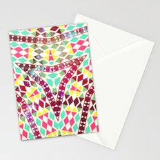 Neon Bible Stationery Cards