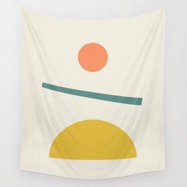 Sunrise / Sunset Wall Tapestry