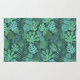 Tropical plantation Rug