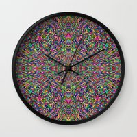 persian Wall Clocks featuring Persian by Glanoramay