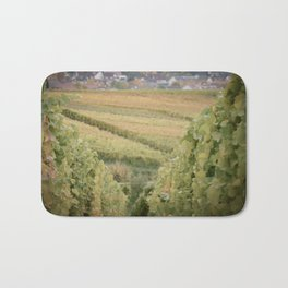 Endless Vineyard Bath Mat