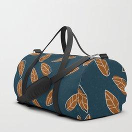 Floating leaves Duffle Bag