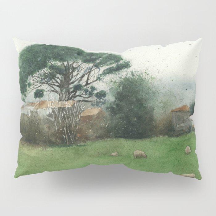 Quiet Day Pillow Sham