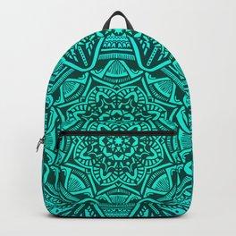 Mandala Aqua Backpack