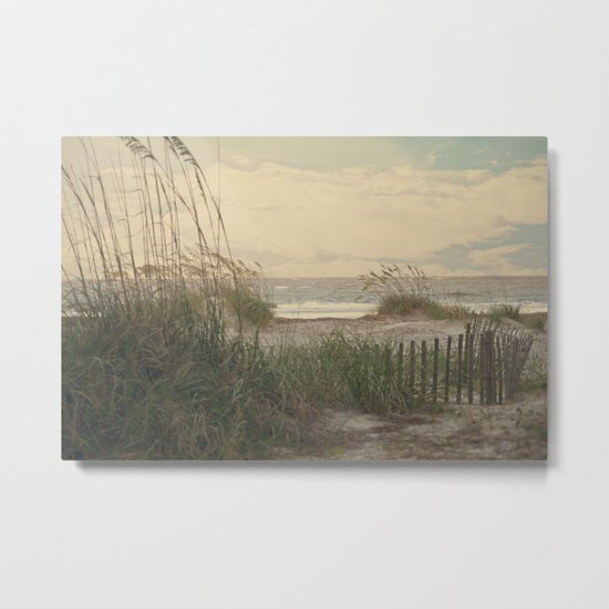 Summer is almost over..... Metal Print