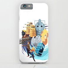 Doctor Who - Rose and the Doctor Slim Case iPhone 6s